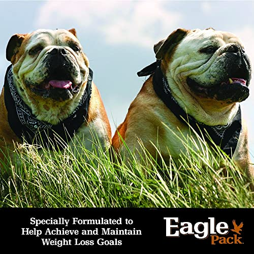 Eagle Pack Natural Dry Dog Food Pork, Chicken Fish Reduced Fat