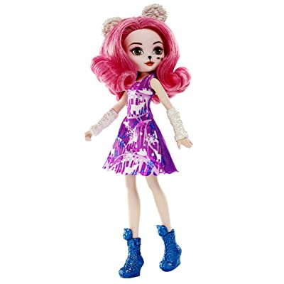 Ever After High Epic Winter Pixie Bear Doll: Toys & Games
