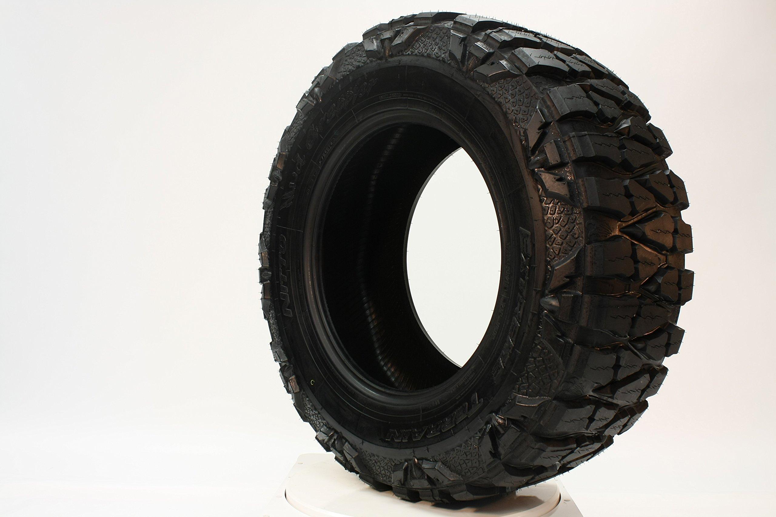 Nitto 200-670 (Series MUD GRAPPLER) 35-1250-17 Radial Tire