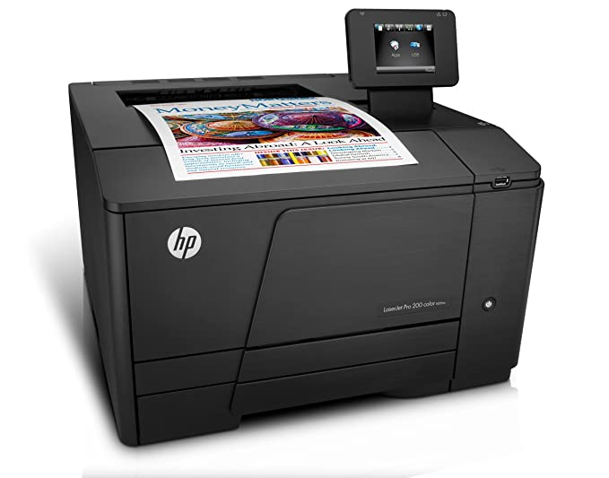 HP LaserJet Pro 200 M251nw - Impresora láser (600 x 600 DPI ...