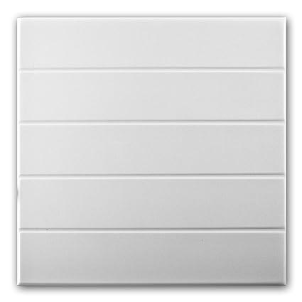 De poliestireno expandido resistentes al techo paneles 0804 (unidades 120 piezas) 30 m² blanco
