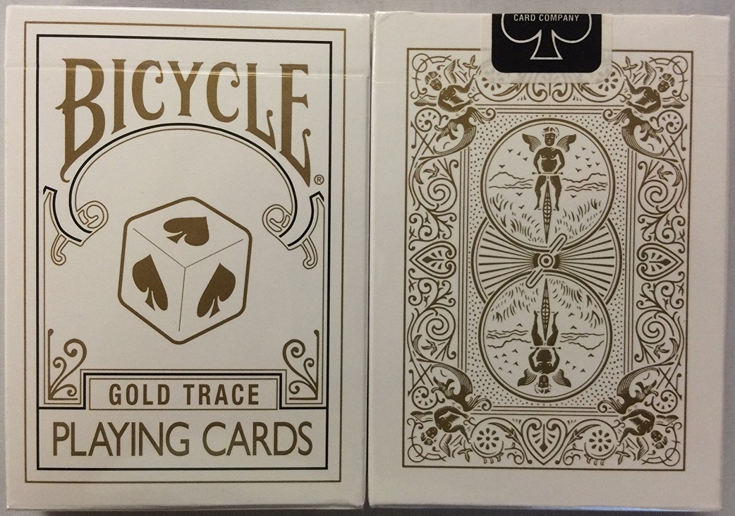 Bicycle Gold Trace Deck Playing Cards US Playing Card SG/_B0060NJF1Q/_US