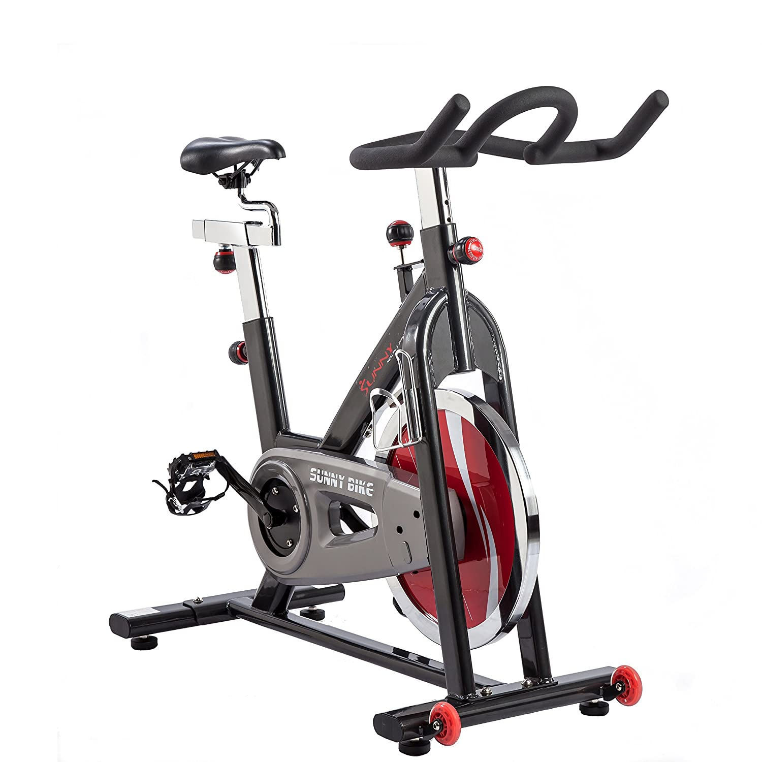 Sunny Health & Fitness SF-B1002 Indoor Cycle Review