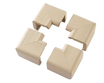 4pcs Furniture Corner Edge Protectors Soft Safety Cushion Guard Pad For Baby US