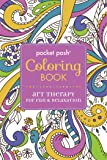 Pocket Posh Adult Coloring Book: Art Therapy for Fun & Relaxation (Pocket Posh Coloring Books)