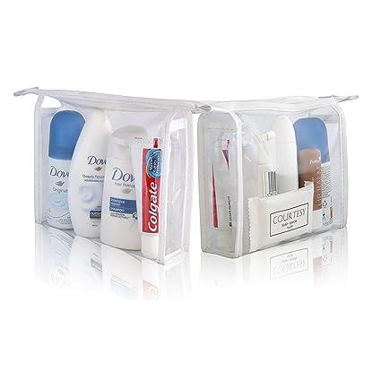 Dove Neceser de viaje unisex – Desodorante pelo ducha jabón Dental Labio