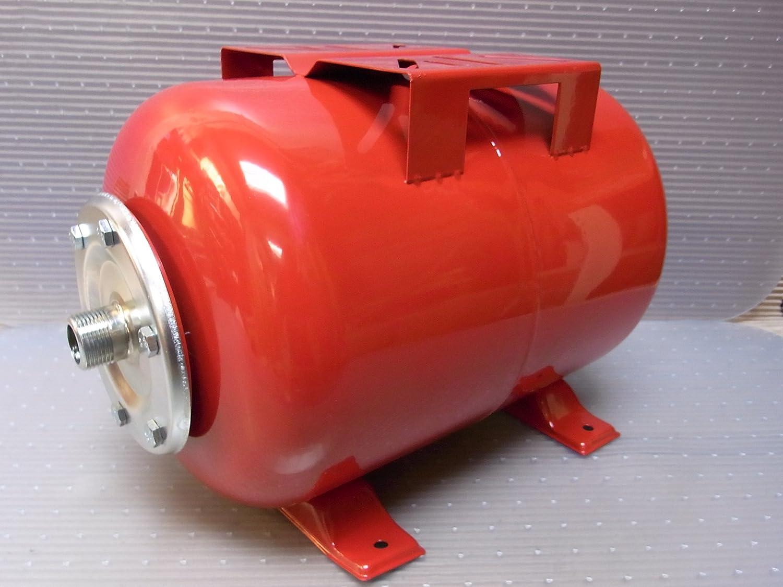 24 Liter Druckkessel Membrankessel für Hauswasserwerk Druckbehälter Stahltank