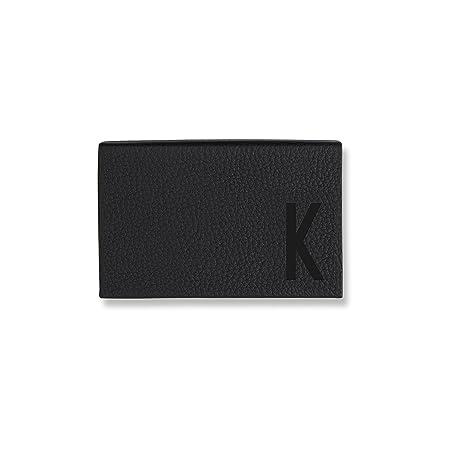 Letras de diseño geuine Piel RFID Bloqueo Personalizado ...