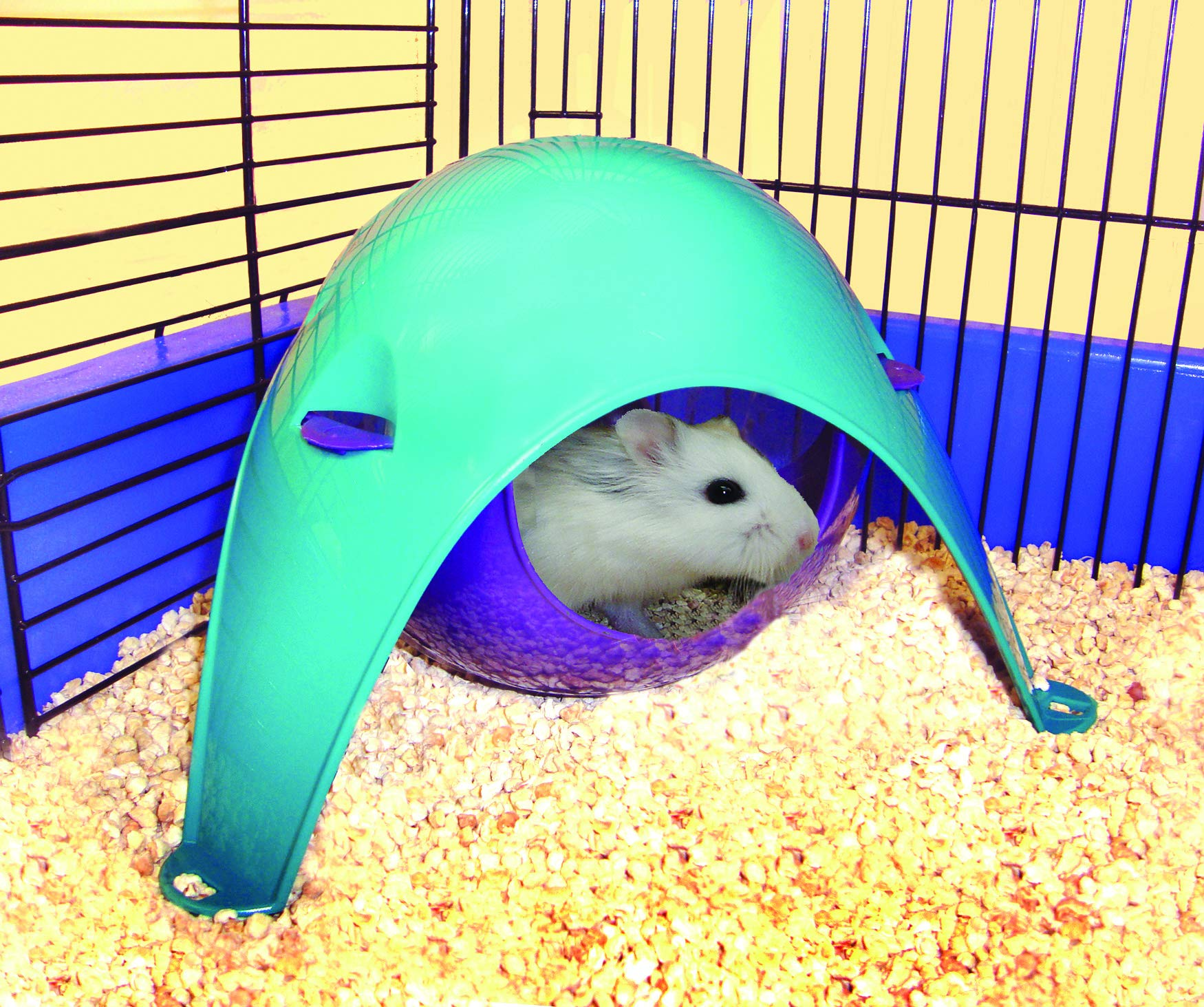Lixit Critter Space Pod, Perfect for Small Animals 6