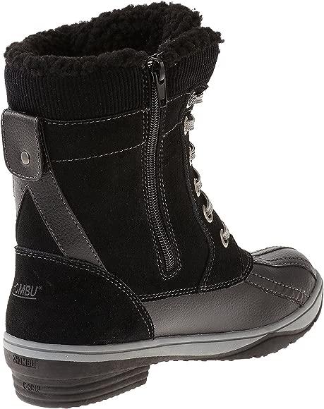 Khombu Mens 4717 Black One Size 7-12