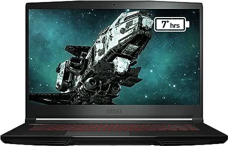 "MSI GF63 THIN 9SCX-005 15. 6"" FHD Gaming Laptop Intel Core i5-9300H GTX1650 8GB 256GB NVMe SSD Win10"