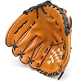 (VAリンクス)VAlinks 12.5インチ野球グラブ【右利き用=右投用】 耐久性に優れ トレーニング用 衝撃吸収
