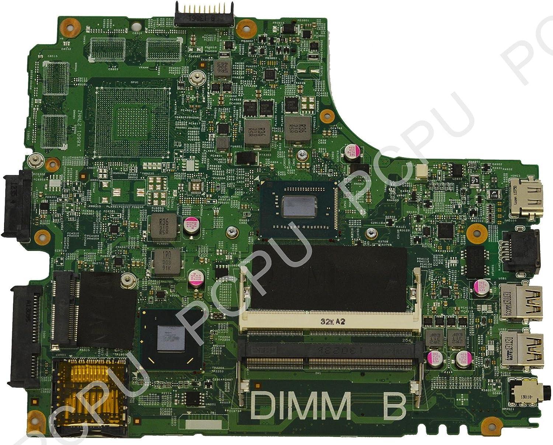 935HW Dell Inspiron 14R-5421 Laptop Motherboard w/Intel Pentium Dual-Core 2117U 1.8Ghz CPU