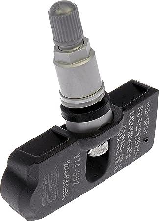 Dorman 974-900 TPMS Rubber Snap-In Valve Stem for Direct-Fit//Multi-Fit Sensor