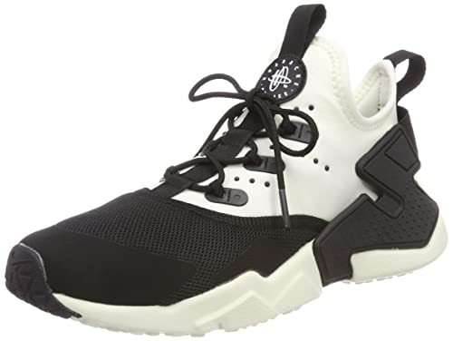 online store b21f2 57432 Nike Unisex Kids  Huarache Drift (GS) Low-Top Sneakers, (Black