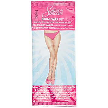Satin Smooth Bikini Wax Travel Kit