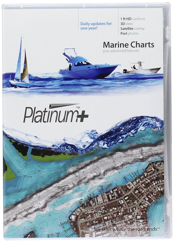 Navionics Platinum+ SD 638 Puget: Amazon.es: Electrónica