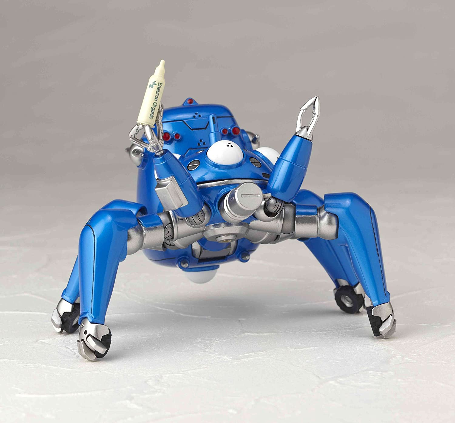 Ghost in the Shell Stand Alone Complex Blue Tachikoma Revoltech Action Figure Kaiyodo NR180