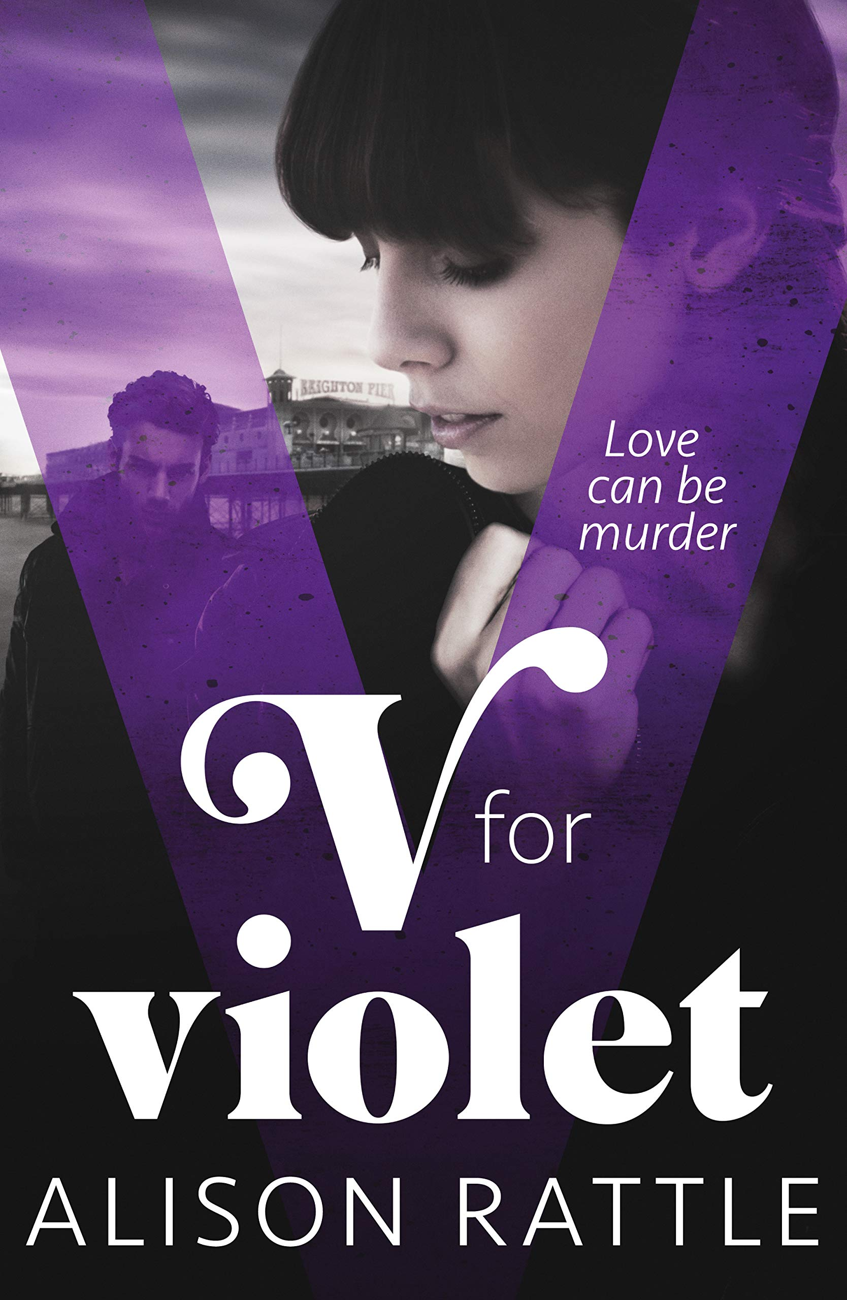 Amazon.com: V for Violet (9781471403811): Rattle, Alison: Books
