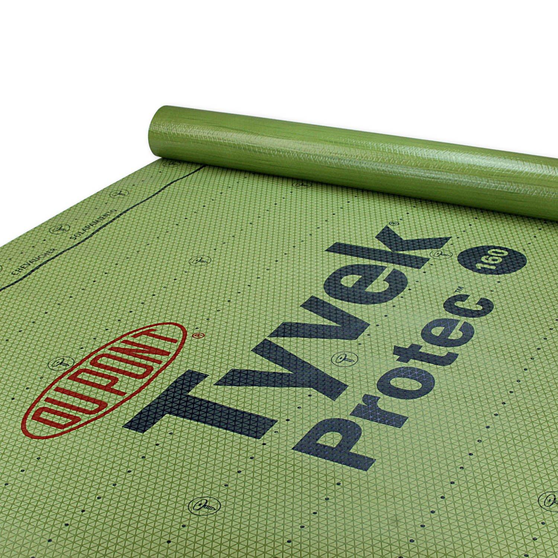 Tyvek Protec 160 Roof Underlayment - 4' x 250' - 1 Roll by Tyvek