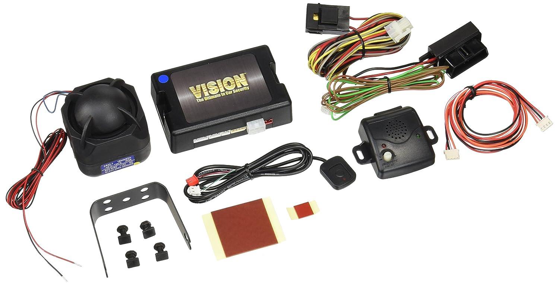 VISION ( ヴィジョン ) 盗難発生警報装置 ヴェルファイア GGH20W.ANH20W [ 年式 ] 08.05~ 1480S-T012 B007B7XFEI