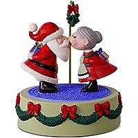 Hallmark Cards Kissing Clauses Magic Xmas Keepsake Ornament