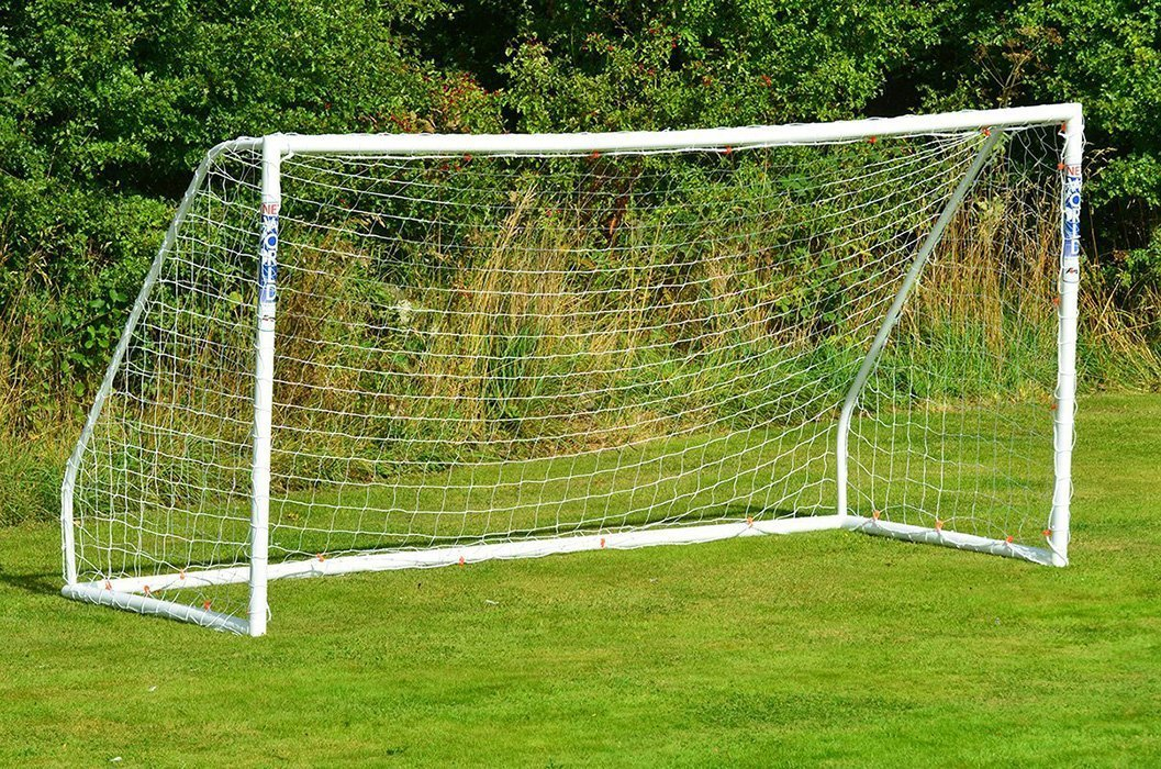 FORZA ''Match Standard'' 12' x 6' Professional Soccer Goal and Net - The Best Goal That Money Can Buy! (12 x 6 FORZA Goal & Carry Bag) by Net World Sports (Image #1)