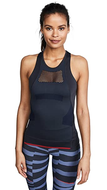 323050c6ac124 Amazon.com  adidas by Stella McCartney Women s Train Seamless Tank ...