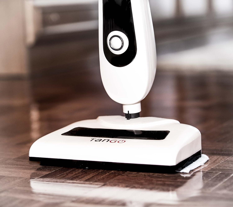 TanGO Sweeper & Mop un 2 en 1 que barre y friega de una sola pasada.: Amazon.es: Hogar