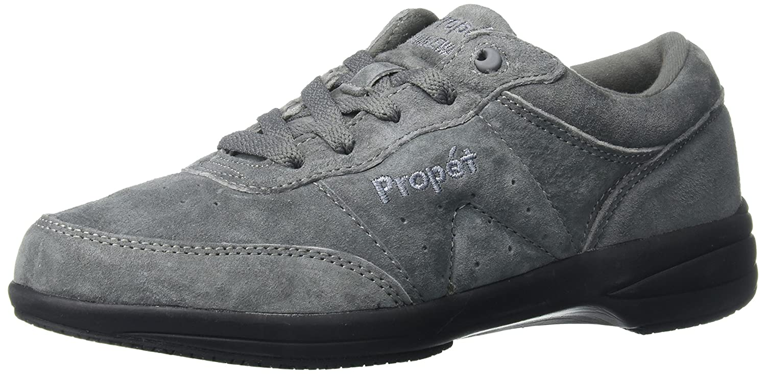 Propet Women's Washable Walker Sneaker B06XSC3194 10 W US|Sr Pewter