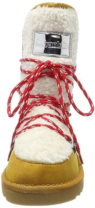 D. Franklin Nordick, Zapatillas para Mujer: Amazon.es: Zapatos y complementos