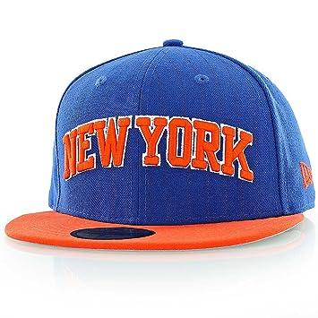 New Era NBA NEW YORK KNICKS Pincrown 59FIFTY Cap f66b79b599f