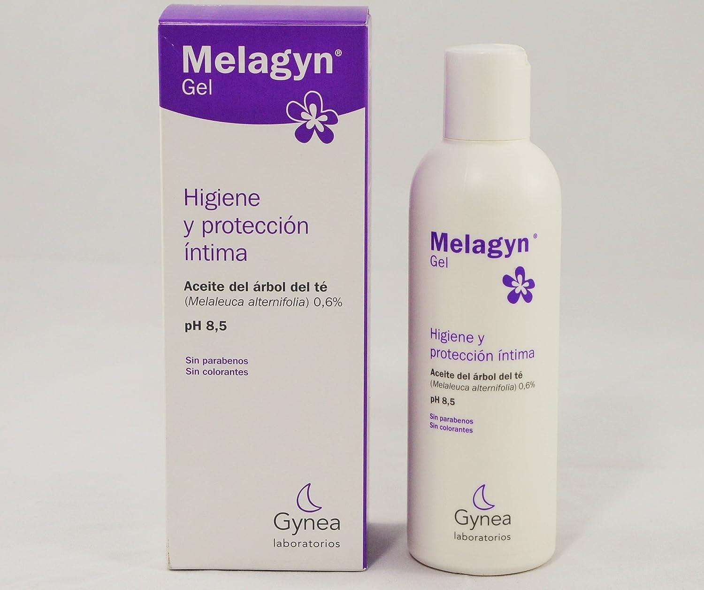Melagyn - Gel para Higiene Íntima Femenina