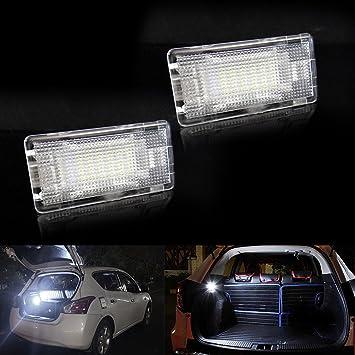 1pc Super White LED Luggage Trunk Light For BMW 5 Series E39 E60 E61 F10 F11 M5
