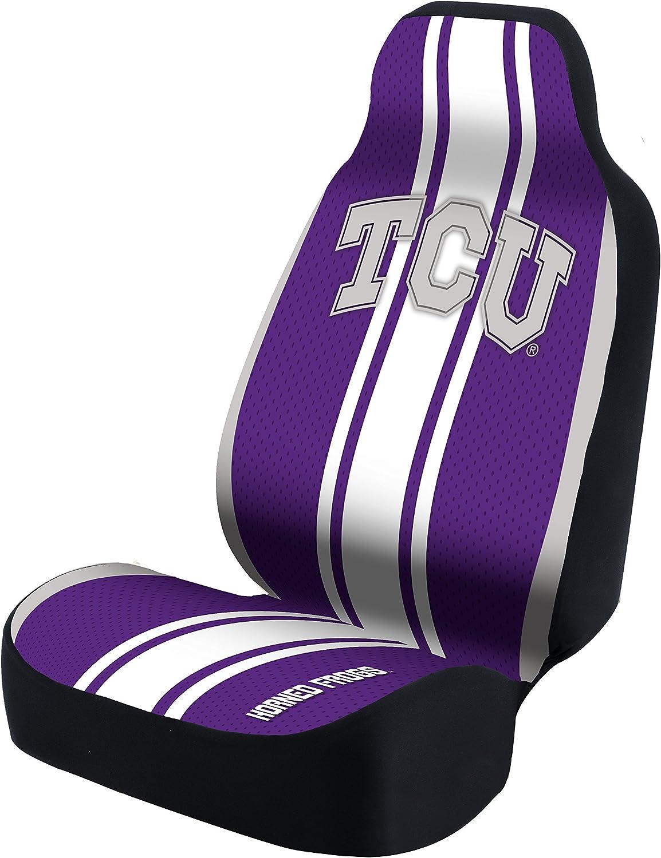 Coverking Universal Fit Collegiate Bucket Seat Vest Neosupreme University of Kansas