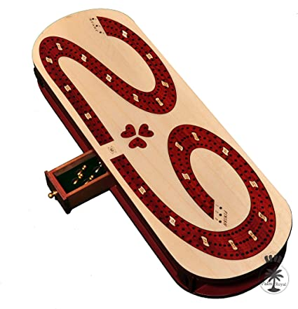 29 Three Track Cribbage Board