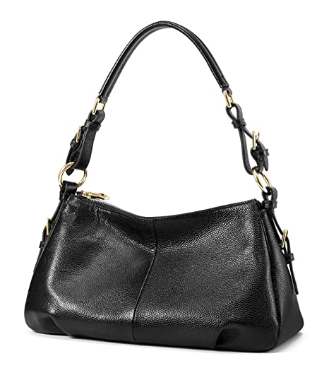 14deee35550f Kattee Vintage Genuine Soft Leather Purse Bag for Women