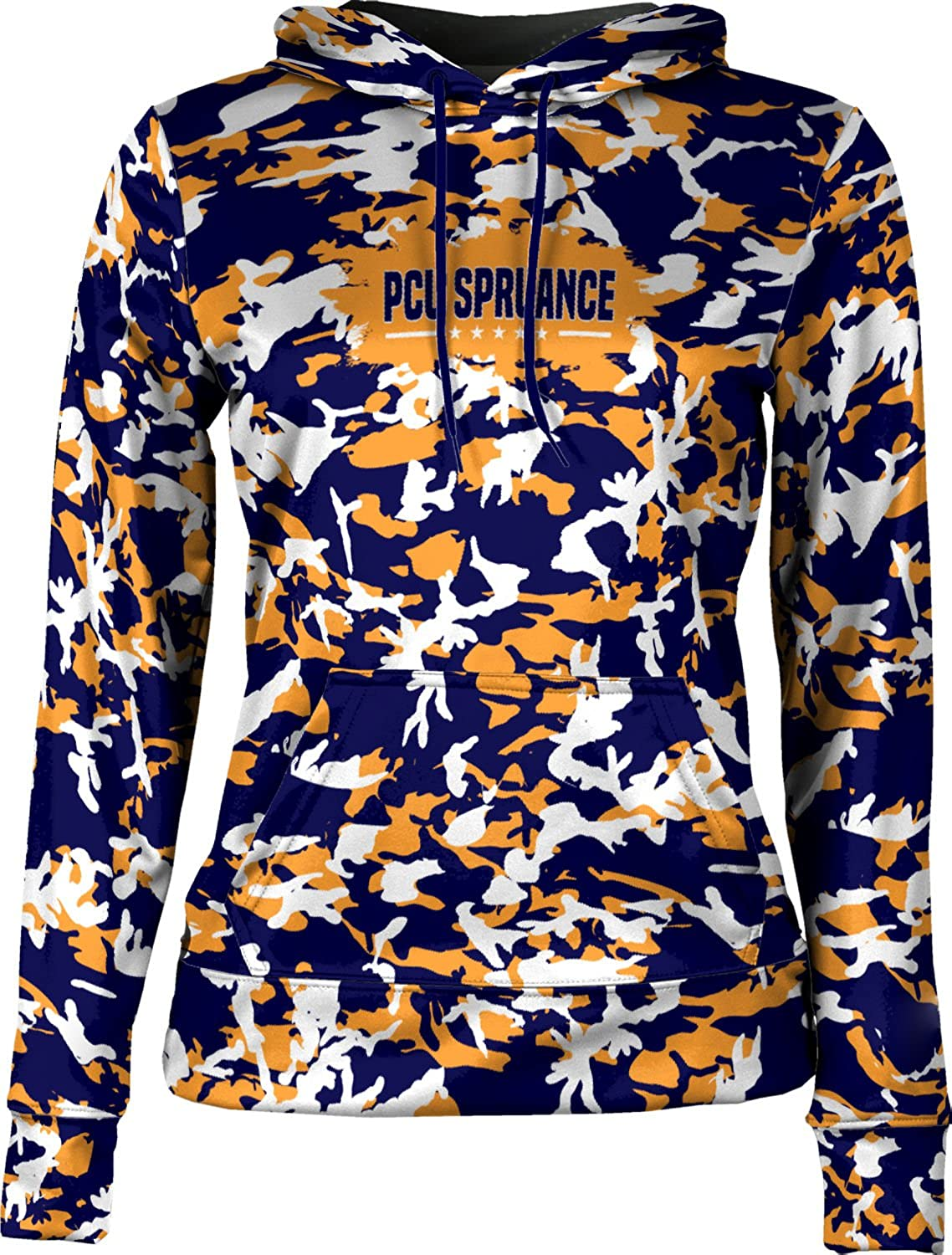 ProSphere Women's PCU Spruance Military Camo Pullover Hoodie