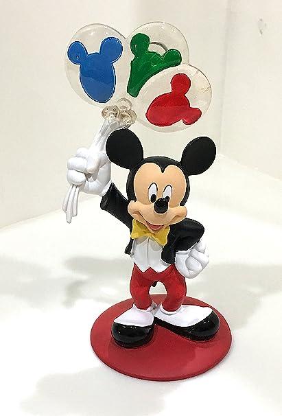 DisneyParks Walt Disney World 2018 Mickey Minnie Mouse Figurine Clip ...
