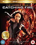 Hunger Games. The: Catching Fire [Edizione: Regno Unito] [Blu-ray] [Import anglais]