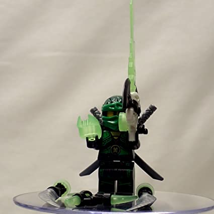 Amazon.com: MyBlockStars Green Ninja - 1st Edition: Toys & Games