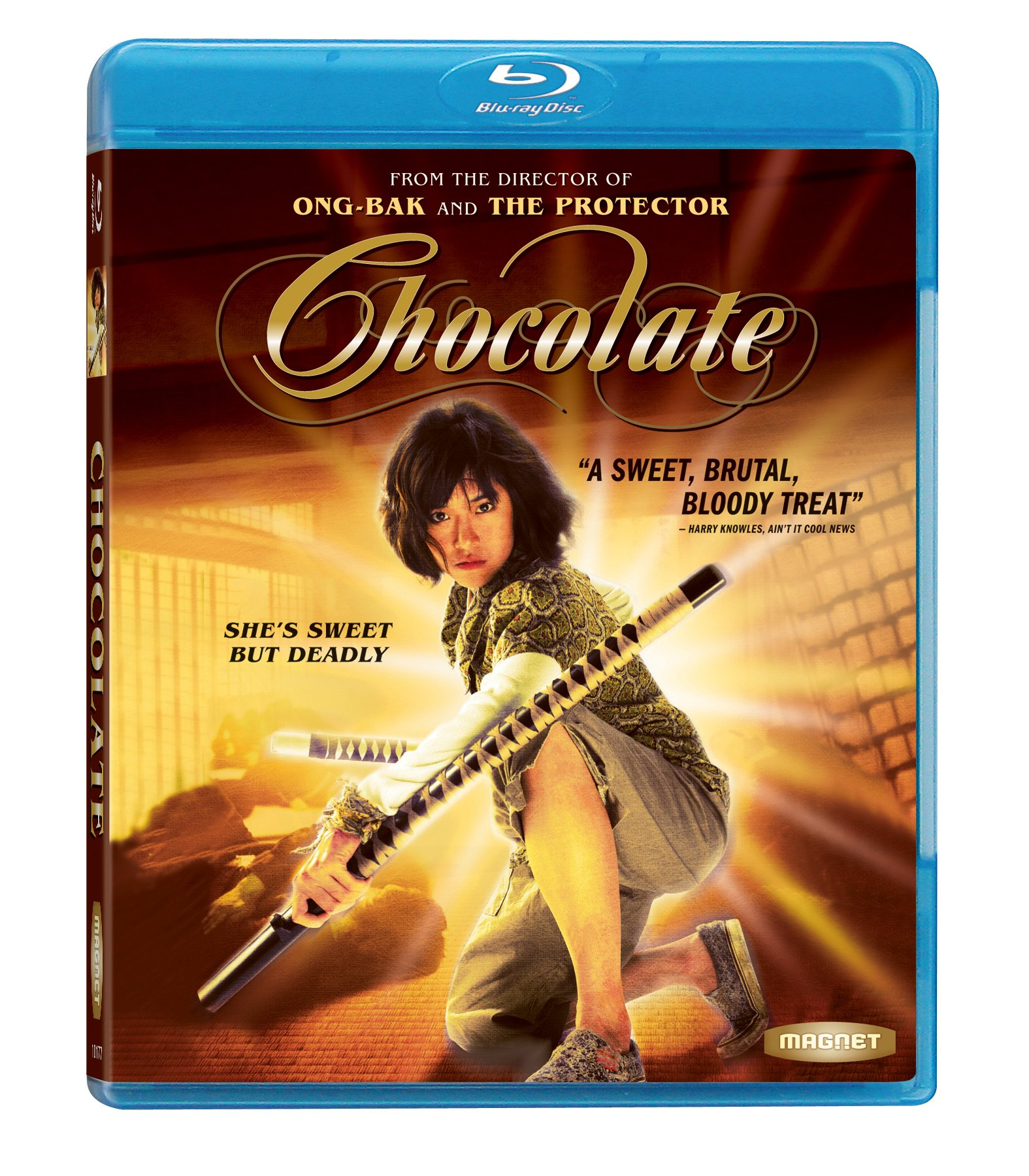 Blu-ray : Chocolate (, Widescreen, Dolby, AC-3, Dubbed)
