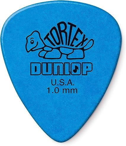 0.50mm Gauge 12 Pack Jim Dunlop Tortex Standard Guitar Picks