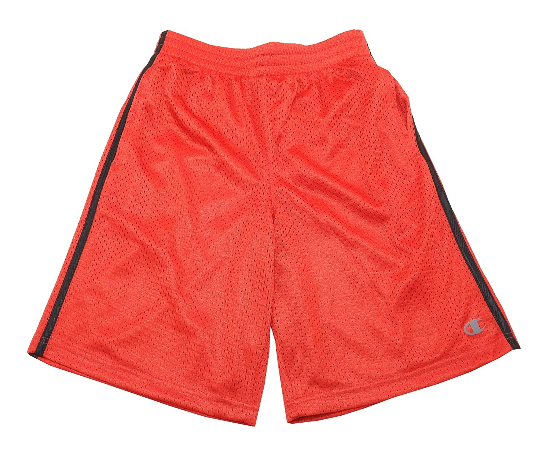Champion Boys Mesh Shorts Red