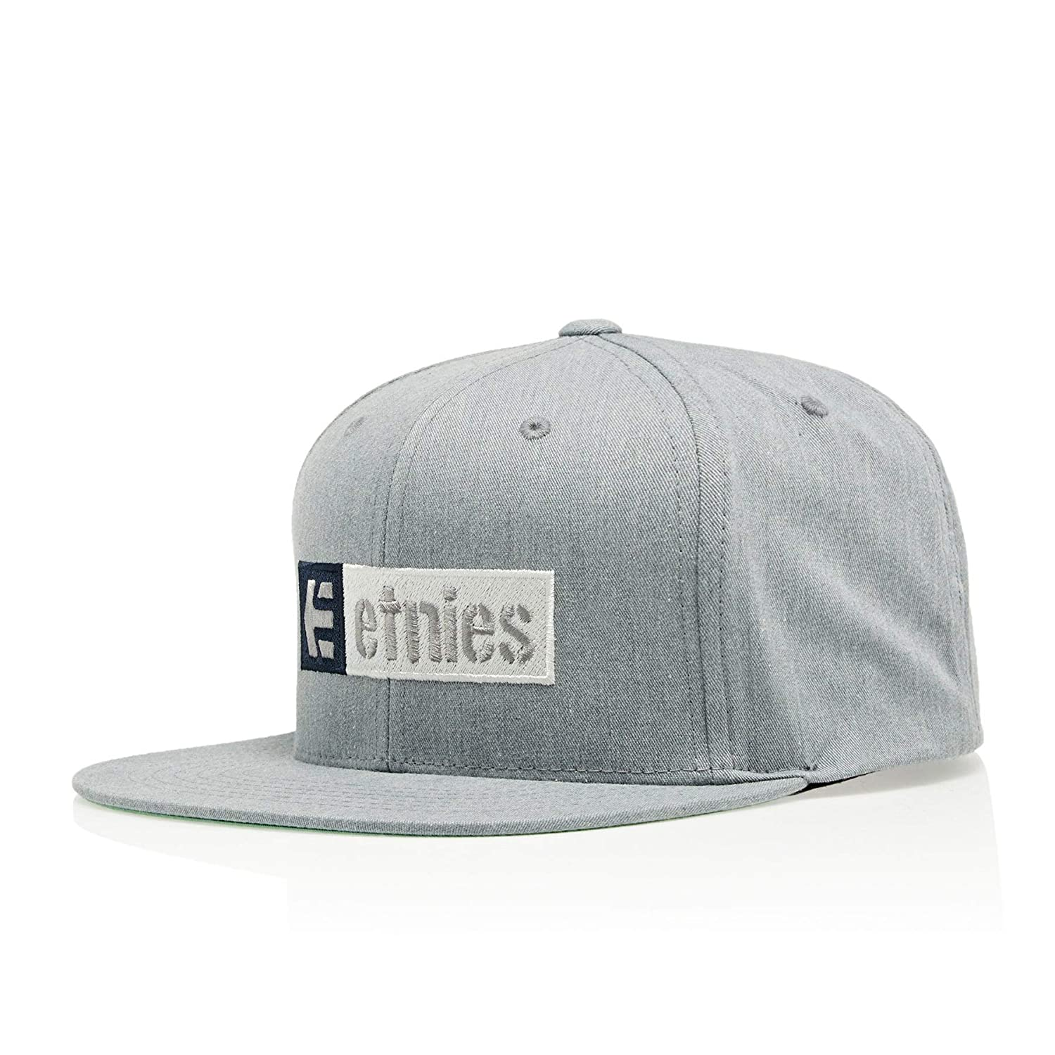 etnies Corp Box Mix Snap Grey/Heather One Size: Amazon.es ...