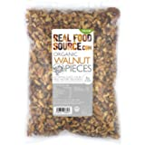 RealFoodSource Certified Organic Walnut Pieces 1KG
