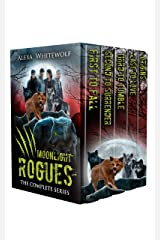 Moonlight Rogues Boxset: A Werewolf Paranormal Romance Completed Series Kindle Edition
