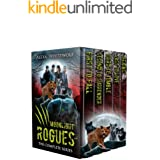 Moonlight Rogues Boxset: A Werewolf Shifter Paranormal Romance Completed Series (Rogues Extended Universe Book 2)