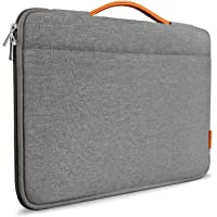 Inateck 13-13.3 Inch Laptop Sleeve Case Bag Briefcase Compatible Macbook Air/Macbook Pro 2012-2015, 13'' MacBook Pro 2018/2017/2016, 12.3 Surface Pro 1/2/3/4/5/6, Surface Laptop 2017/2 - Dark Grey