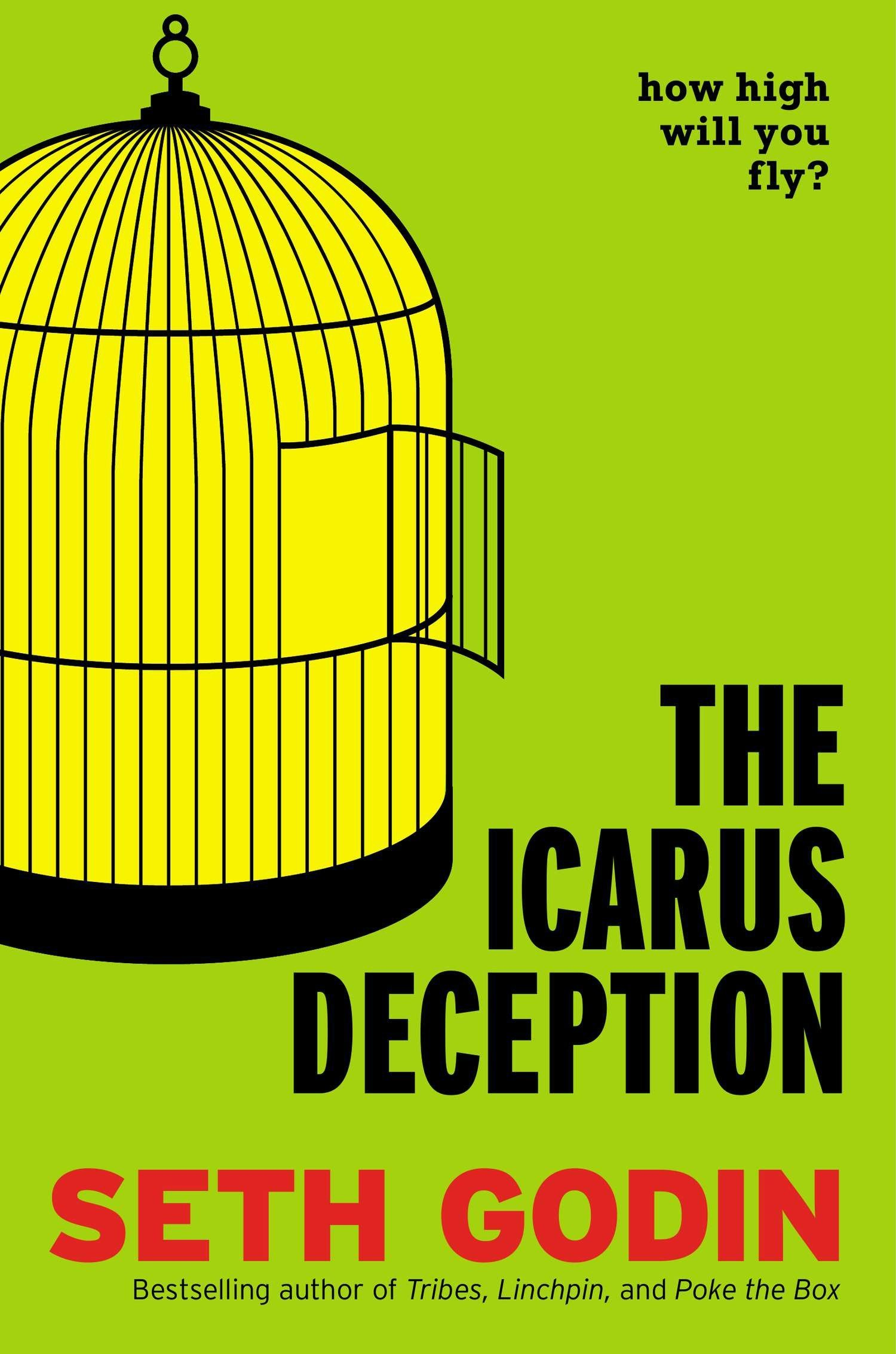 Image result for the icarus deception